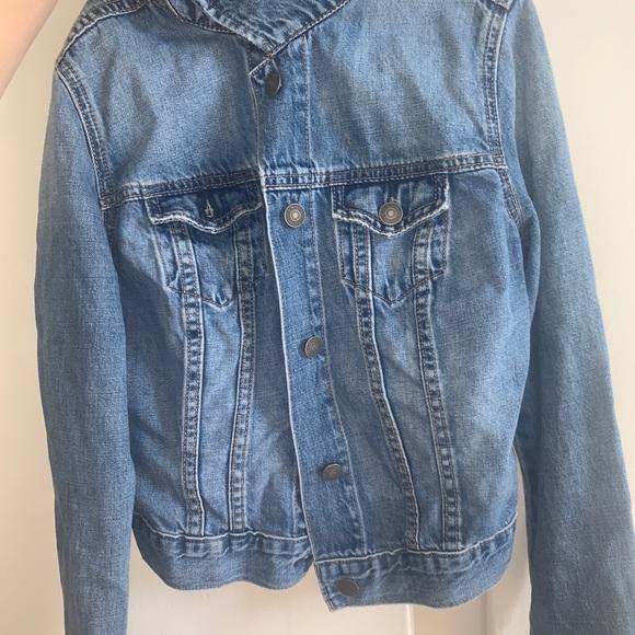 Old Navy Jackets & Blazers - American eagle jean jacket.